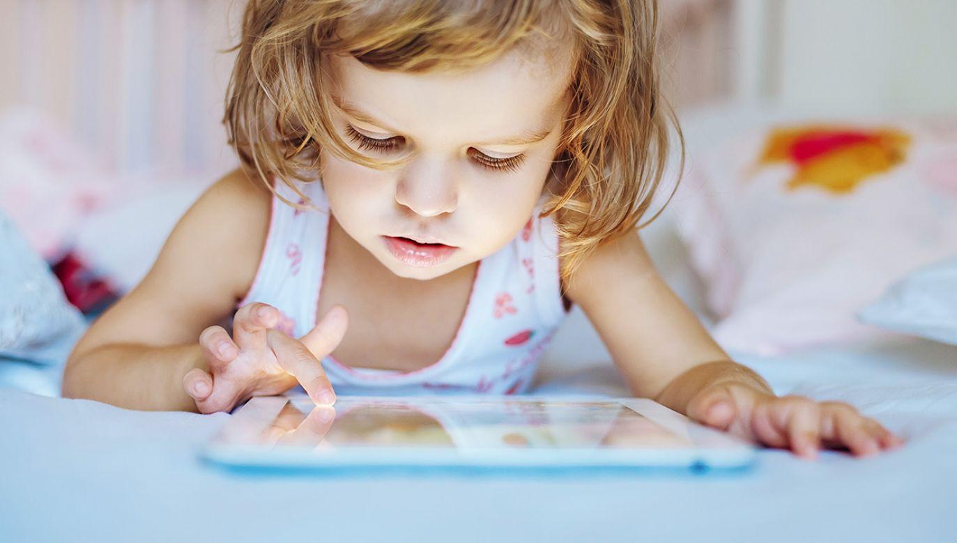Popularne filmy animowane dla dzieci nie uczą empatii (fot. Shutterstock/Oleksandr Zamuruiev)