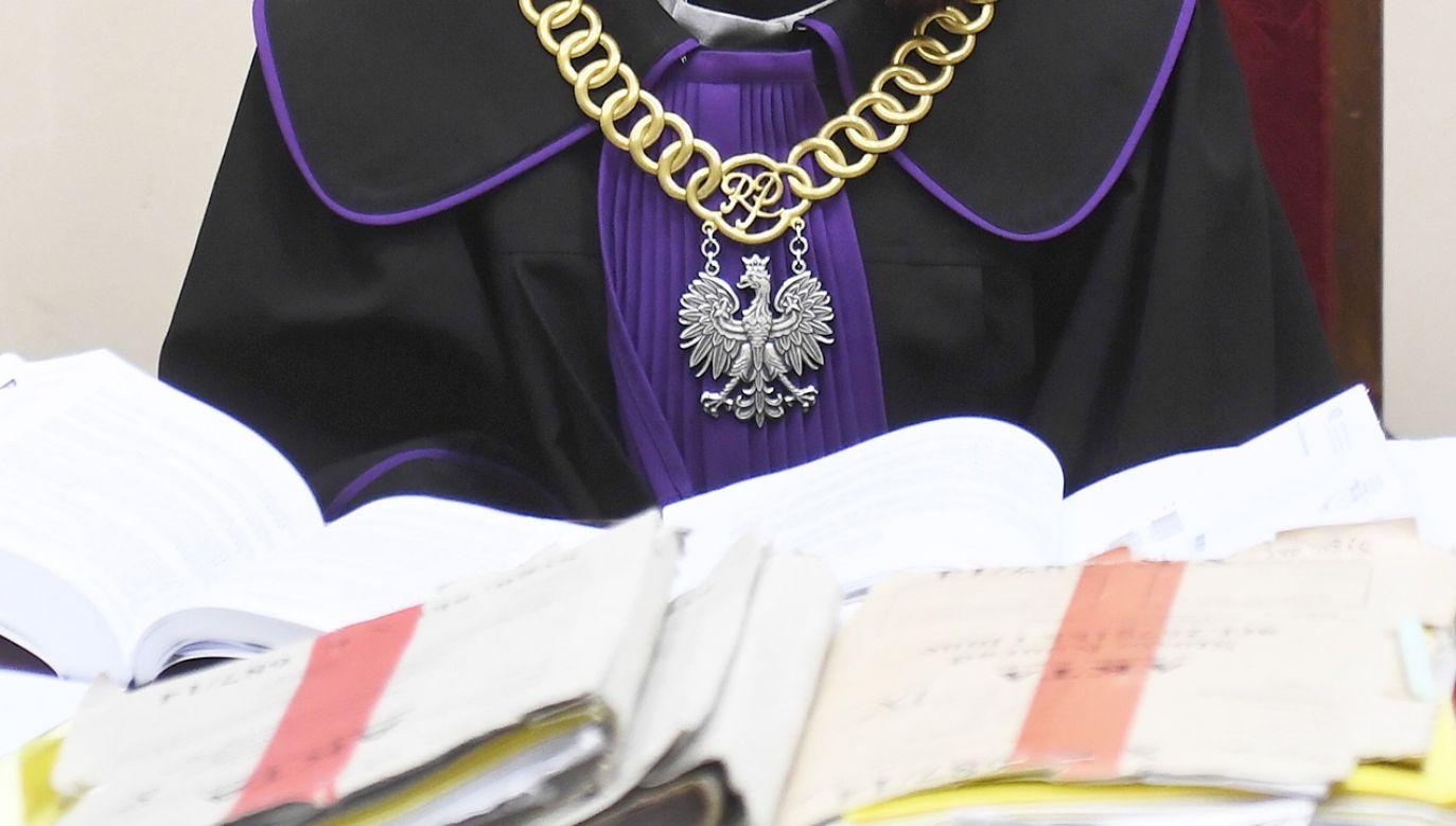 Posłowie PiS złożyli projekt nowelizacji przepisów o ustroju sądów i Sądzie Najwyższym (fot. PAP/Marcin Gadomski, zdjęcie ilustracyjne)