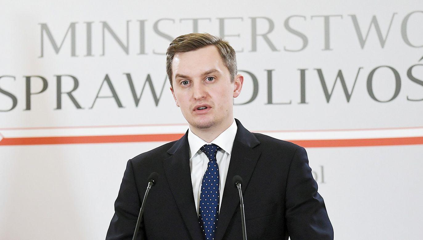 Wyrok polskiego Trybunału Konstytucyjnego rozstrzygnie, czy działania TSUE są dozwolone (fot. PAP/Marcin Obara)