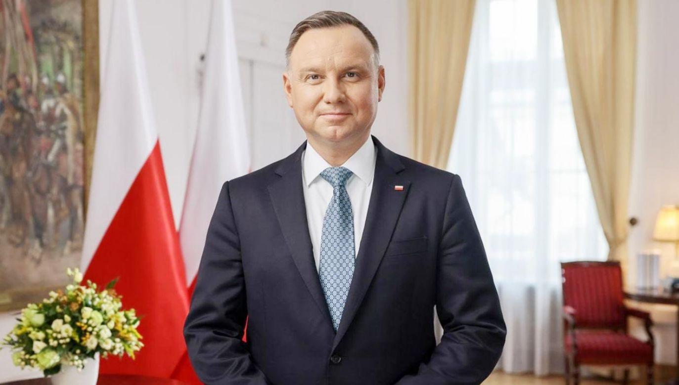 Prezydent Andrzej Duda dokona we wtorek zmian w rządzie. (fot. Jakub Szymczuk/KPRP)