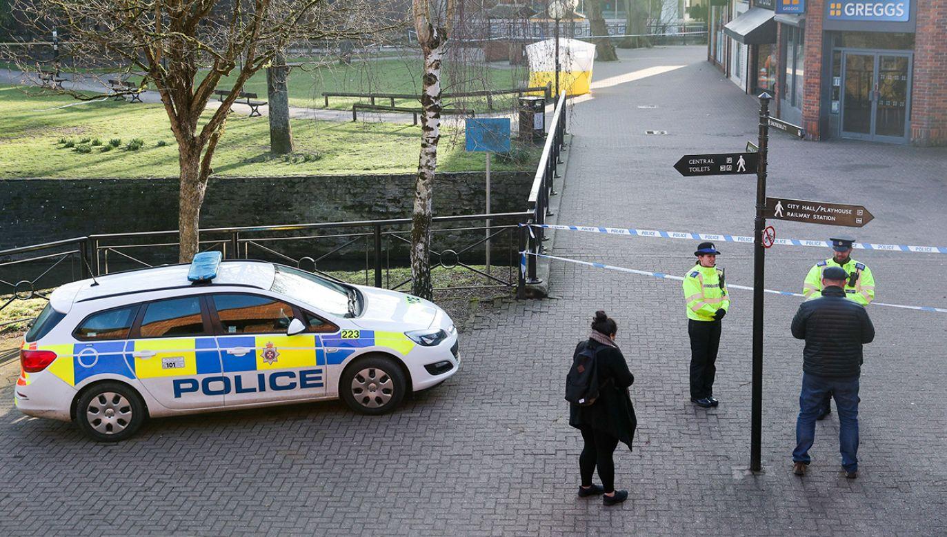Zamach na Skripala wywołał jeden z największych kryzysów dyplomatycznych w relacjach brytyjsko-rosyjskich od zakończenia zimnej wojny (fot. Andrew Matthews/PA Images via Getty Images)