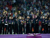 Amerykanki odebrały złote medale (fot.Getty Images)