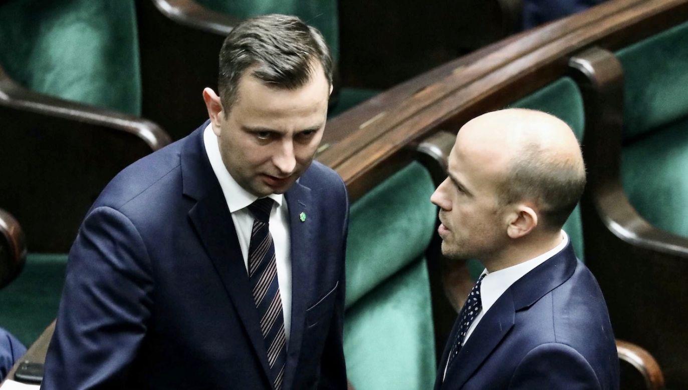 Uwiecznione na nagraniu słowa różnią się od tych wypowiadanych przez polityków PO i PSL na ten temat (fot. arch.PAP/Tomasz Gzell)
