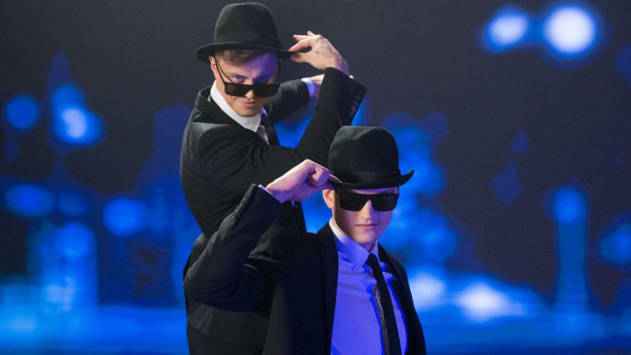 Czy bracia będą rywalizować także ze sobą? (fot. TVP)