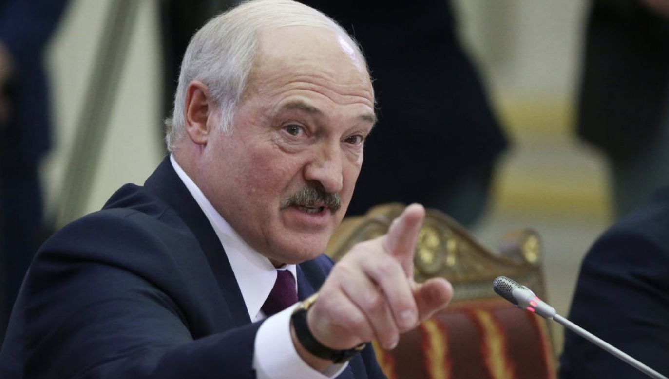 Reżim tłumi protesty na Białorusi (fot. Mikhail Svetlov/Getty Images)