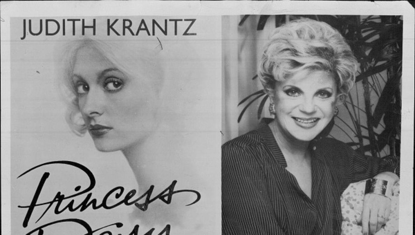 Książki Krantz zostały przetłumaczone na 52 języki (fot. Andrew/Fairfax Media via Getty Images)