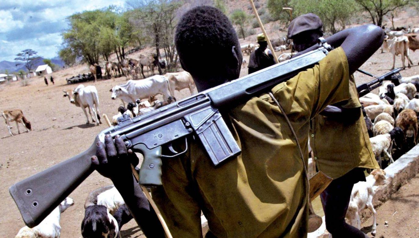 W Burkina Faso trwa wojna domowa (fot. UN)