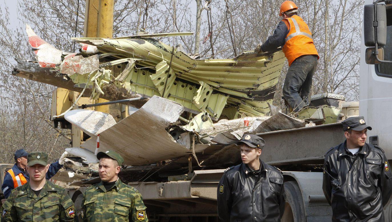 W przyszłym roku minie 10. rocznica katastrofy (fot. REUTERS/Sergei Karpukhin)
