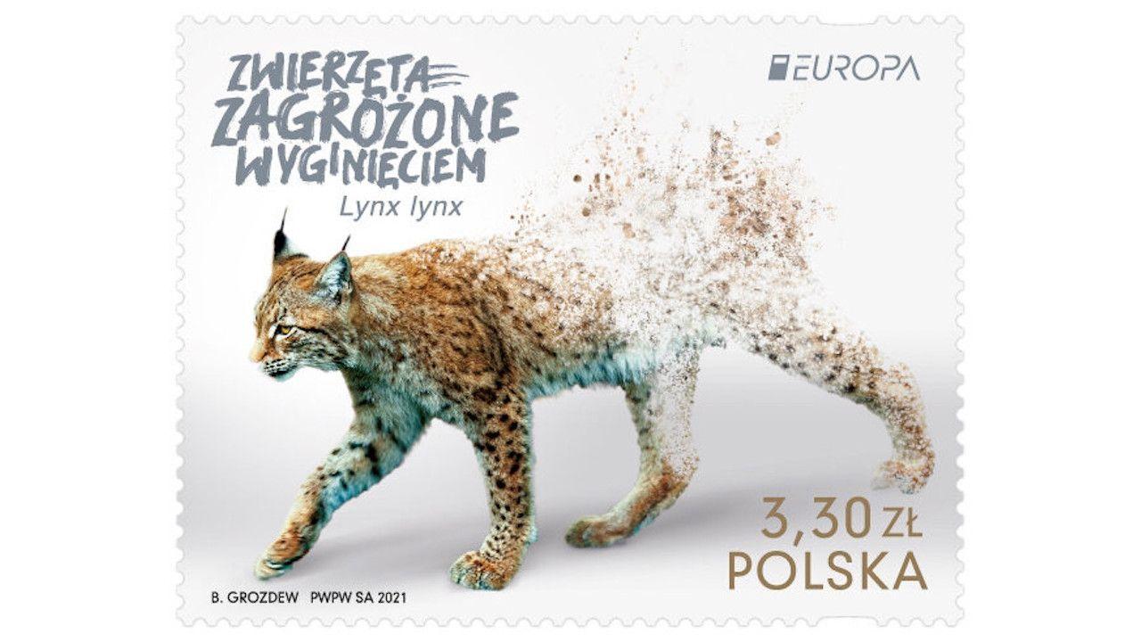 Autorem projektu znaczka jest Bożydar Grozdew (fot. Poczta Polska)