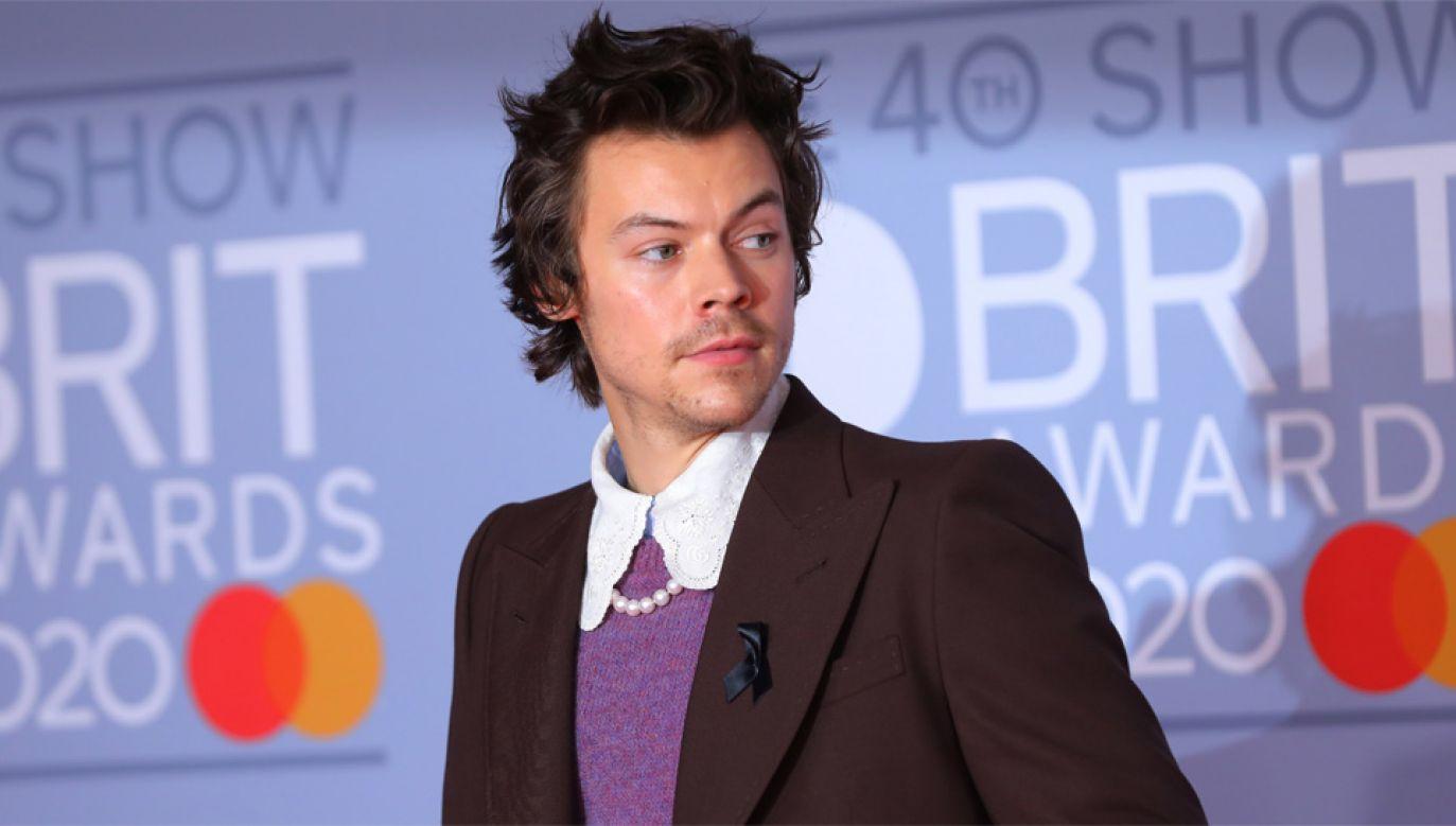Harry Styles oddał napastnikowi gotówkę (fot. PAP/EPA/VICKIE FLORES)