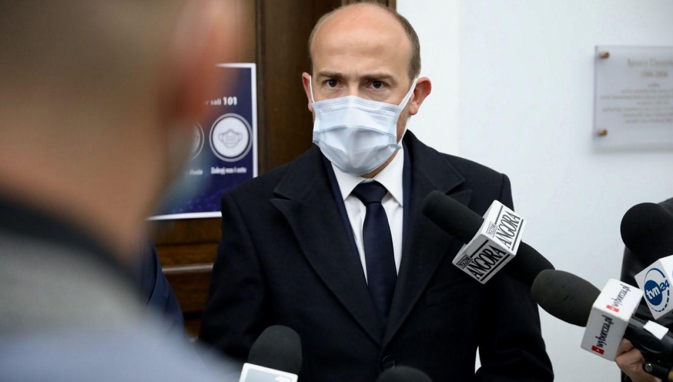Opozycja próbuje torpedowaćdziałania rządu ws. koronawirusa? (fot. PAP/Leszek Szymański)