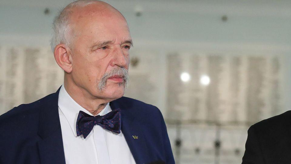 Korwin-Mikke nt. uchwały Sejmu ws. Rosji: Mam w nosie stadne zachowania - tvp.info