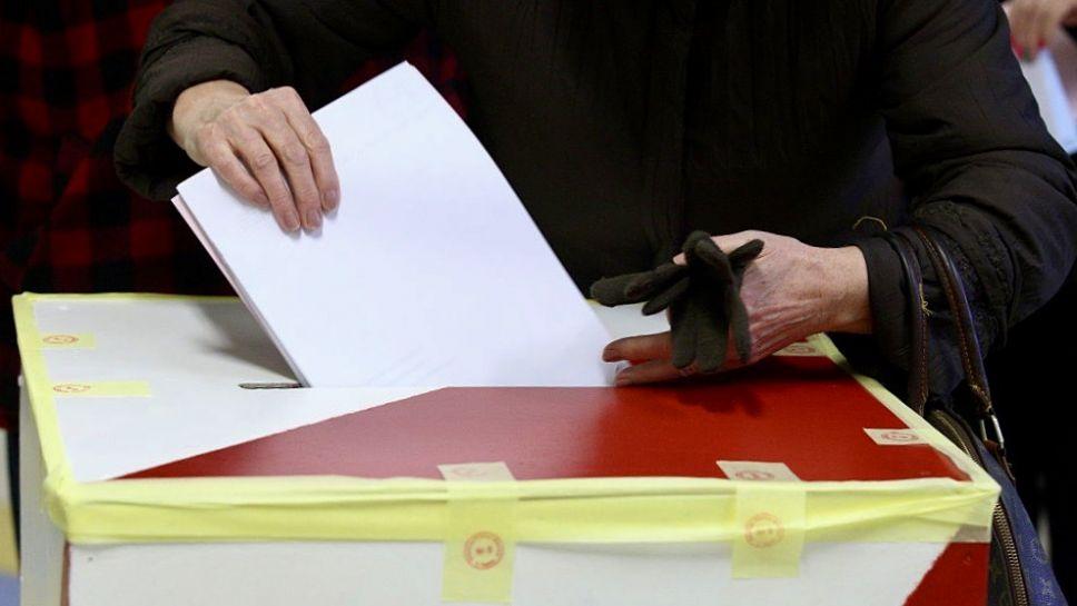 Przez brak wspólnego stanowiska opozycji Senat znów może opóźnić wybory prezydenckie (fot. NurPhoto/NurPhoto via Getty Images)