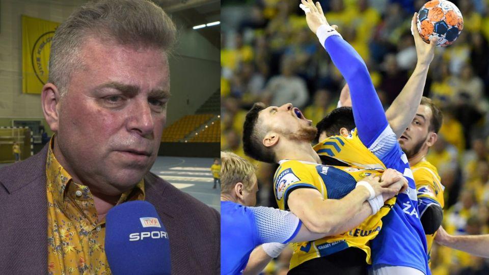 Piłka ręczna, kłopoty finansowe PGE VIVE Kielce. Prezes Bertus Servaas: czekamy na decyzję miasta. Wideo