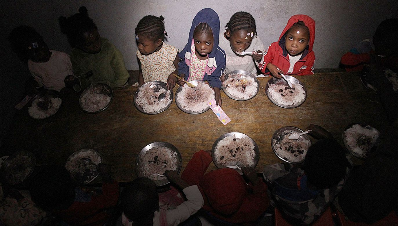 Zginęły małe dzieci (fot. Suzanne Kreiter/The Boston Globe via Getty Images)