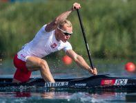Piotr Kuleta znów w finale B. Polak był siódmy w półfinale (fot. PAP/EPA)