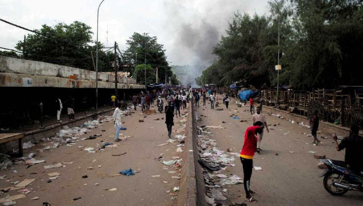 Mali zmaga się z ogromnymi problemami (fot. UN)