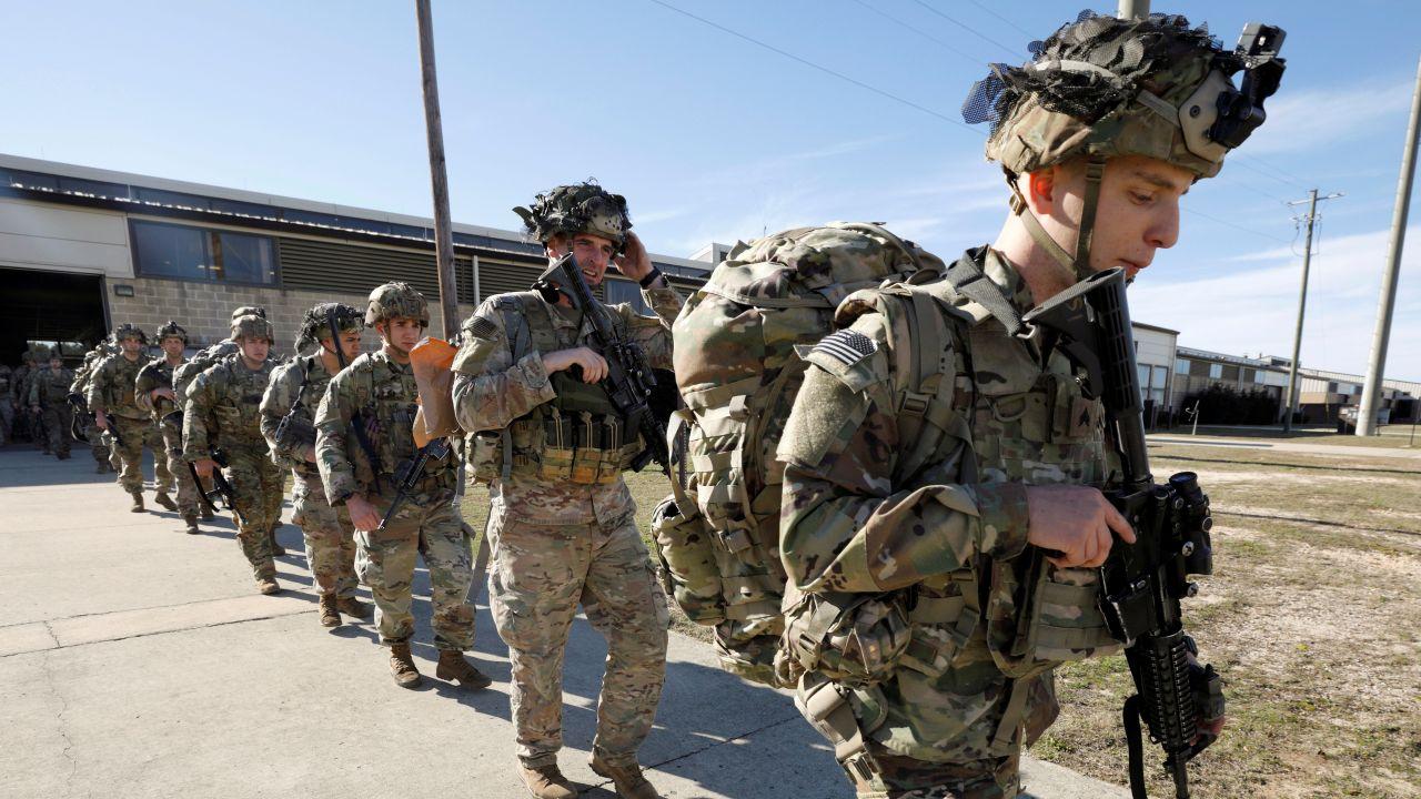 Szef Sojuszu podkreślał, że amerykańska obecność w Europie jest ważna nie tylko dla krajów regionu (fot. Reuters/Jonathan Drake))