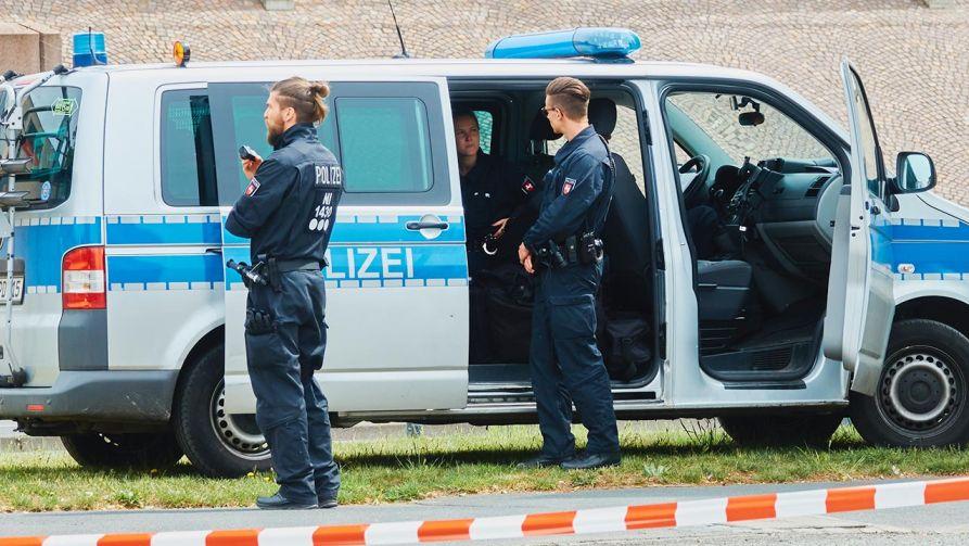 Na miejscu są znaczne siły policji (fot. Shutterstock, zdj. ilustracyjne)