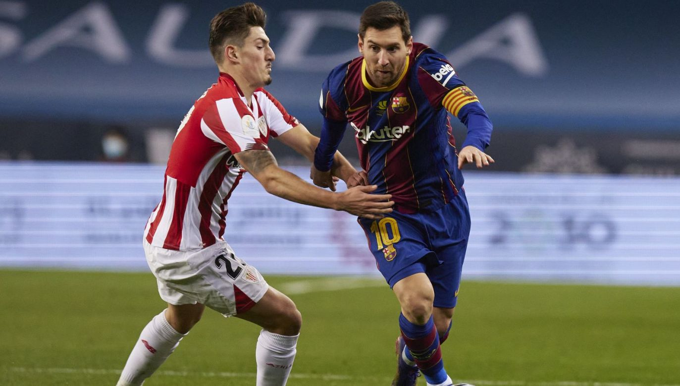 Rayo Vallecano – FC Barcelona. Transmisja meczu Pucharu Króla na żywo w TVPSPORT.PL