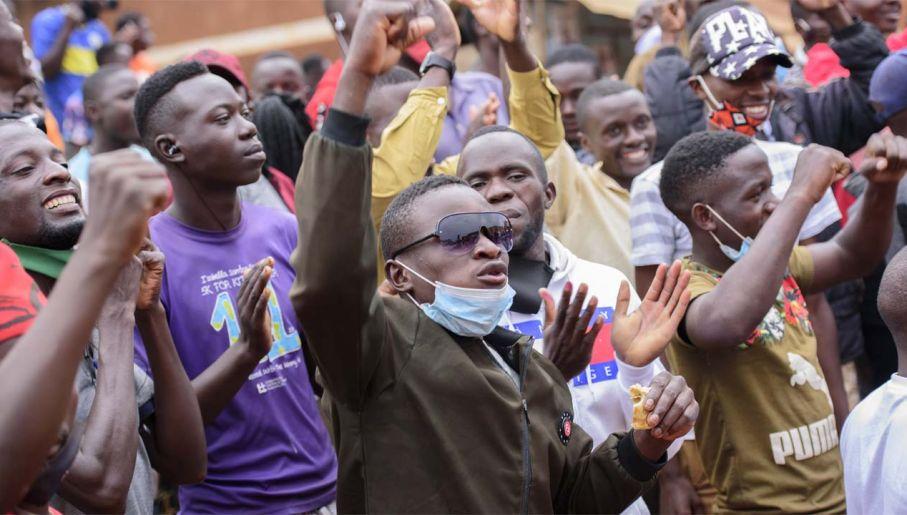 W Ugandzie trwa permanentny kryzys (fot. PAP/EPA/STR)
