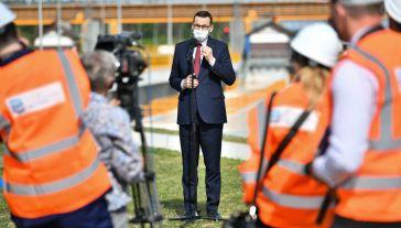 Premier Mateusz Morawiecki przyznał, że żyjemy w niestabilnych czasach (fot. PAP/Maciej Kulczyński)