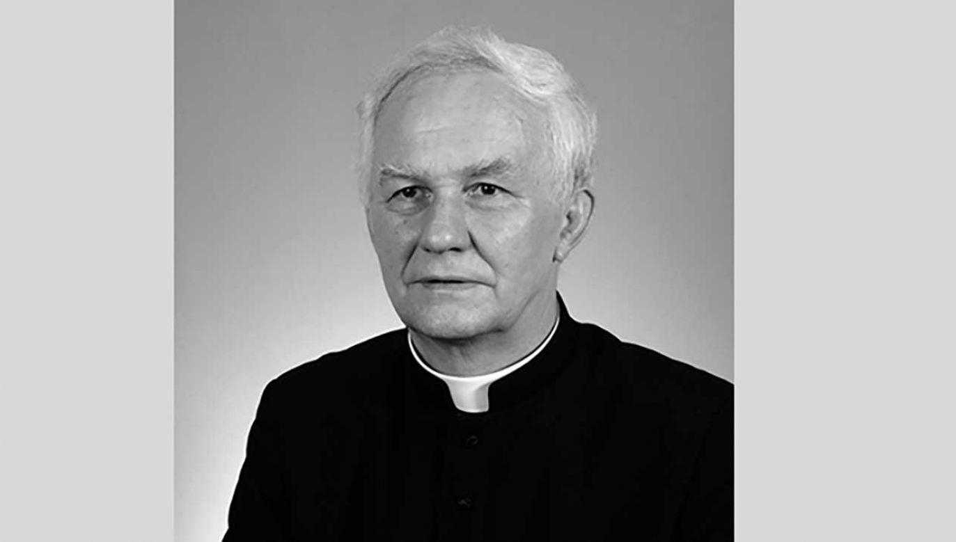 Ks. Władysław Drewniak zasłużył się m.in. jako działacz niepodległościowy (fot. FB/Diecezja Sandomierska)