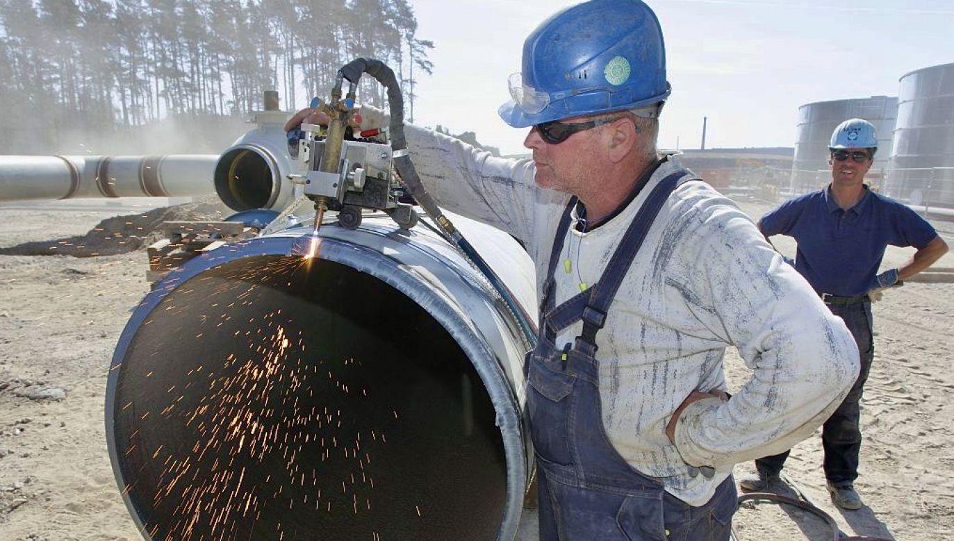 Uruchomienie gazociągu planowane jest na 1 października 2022 r. (fot. Jens Köhler/ullstein bild via Getty Images, zdjęcie ilustracyjne)