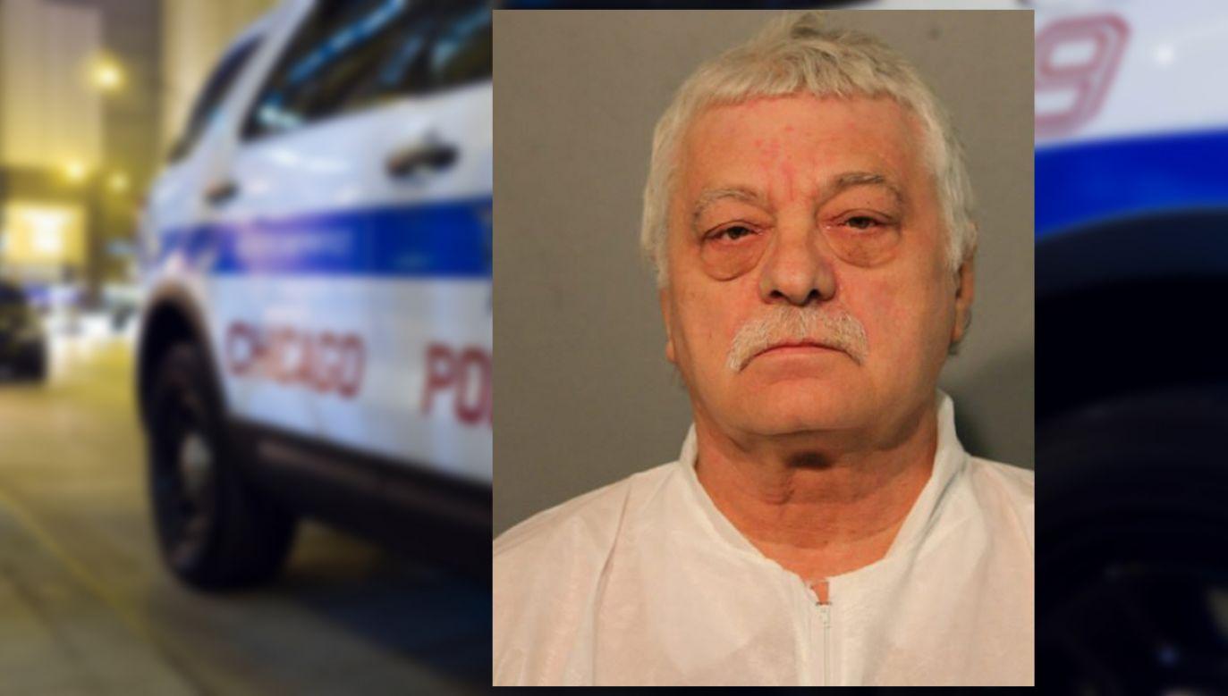 66-latek miał przyznać się do zabójstwa napotkanym policjantom (fot. Shutterstock/Scott Cornell/TT/Anthony Guglielmi)