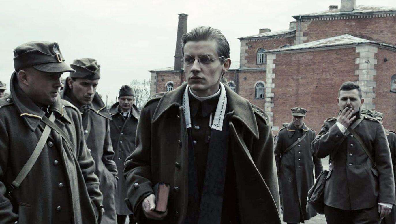 Ks. Jan Zieja zgłosił się na ochotnika podczas wojny polsko-bolszewickiej (fot. TVP)