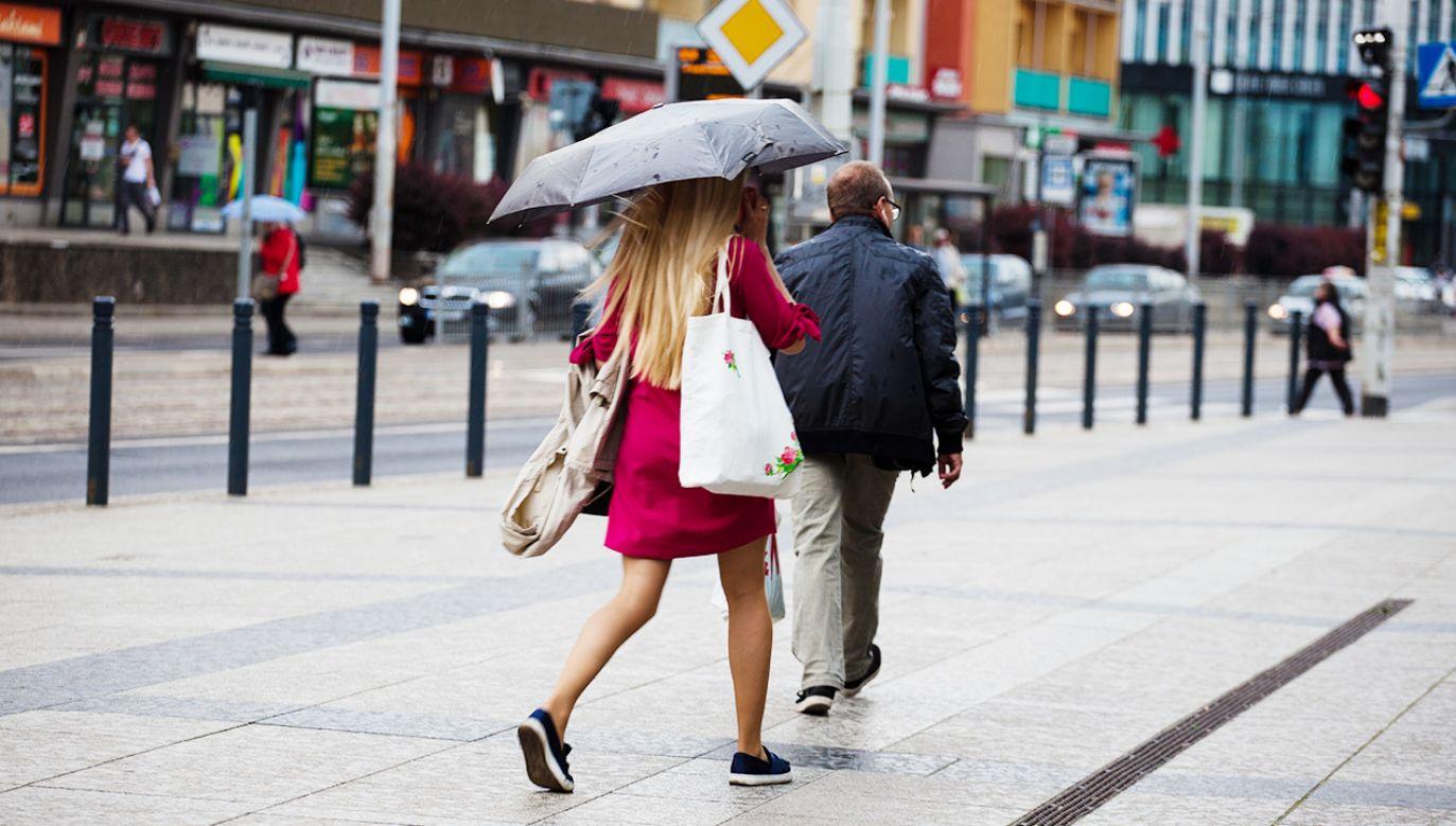 Prognoza pogody na weekend – maj 2021 (fot. Shutterstock)