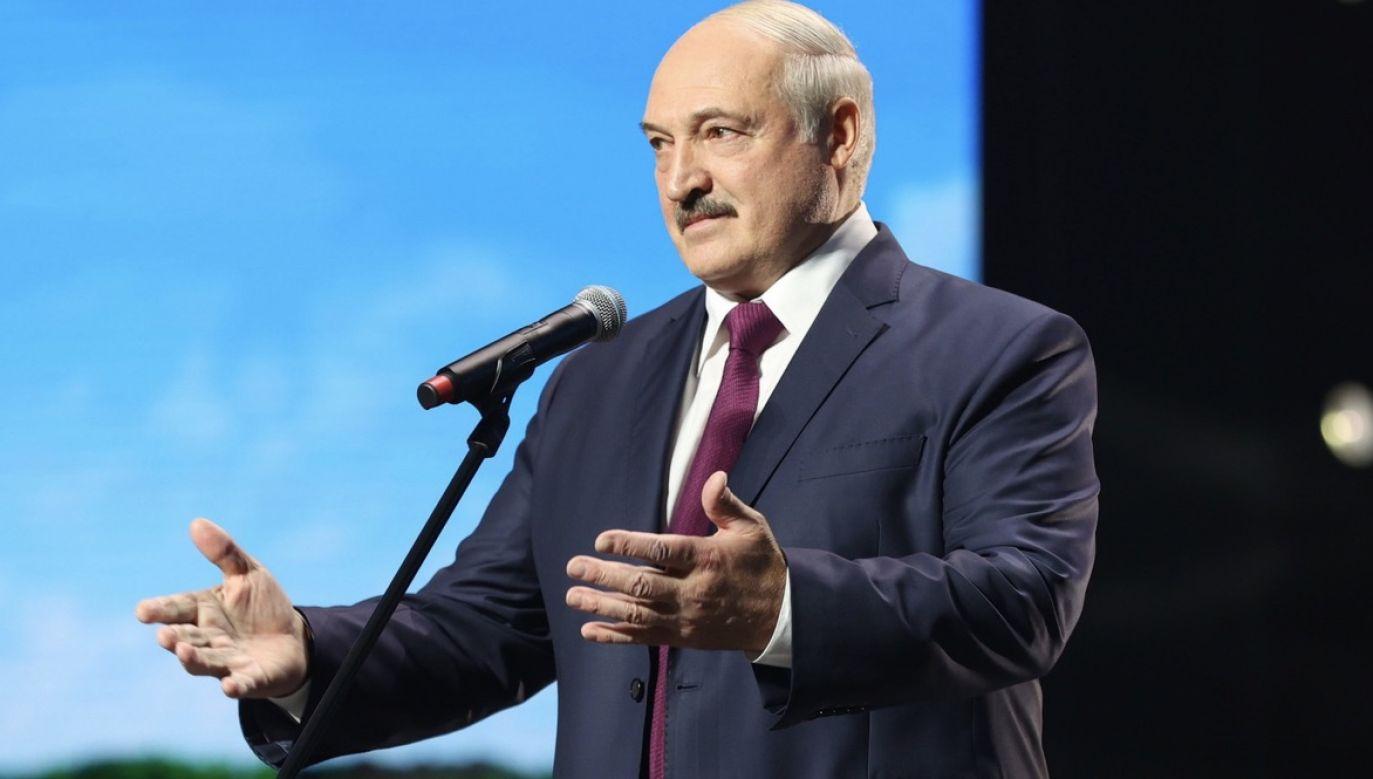 Szef unijnej dyplomacji zaapelował jednocześnie o nieingerowanie w sprawy Białorusi (fot. EPA/PAP)