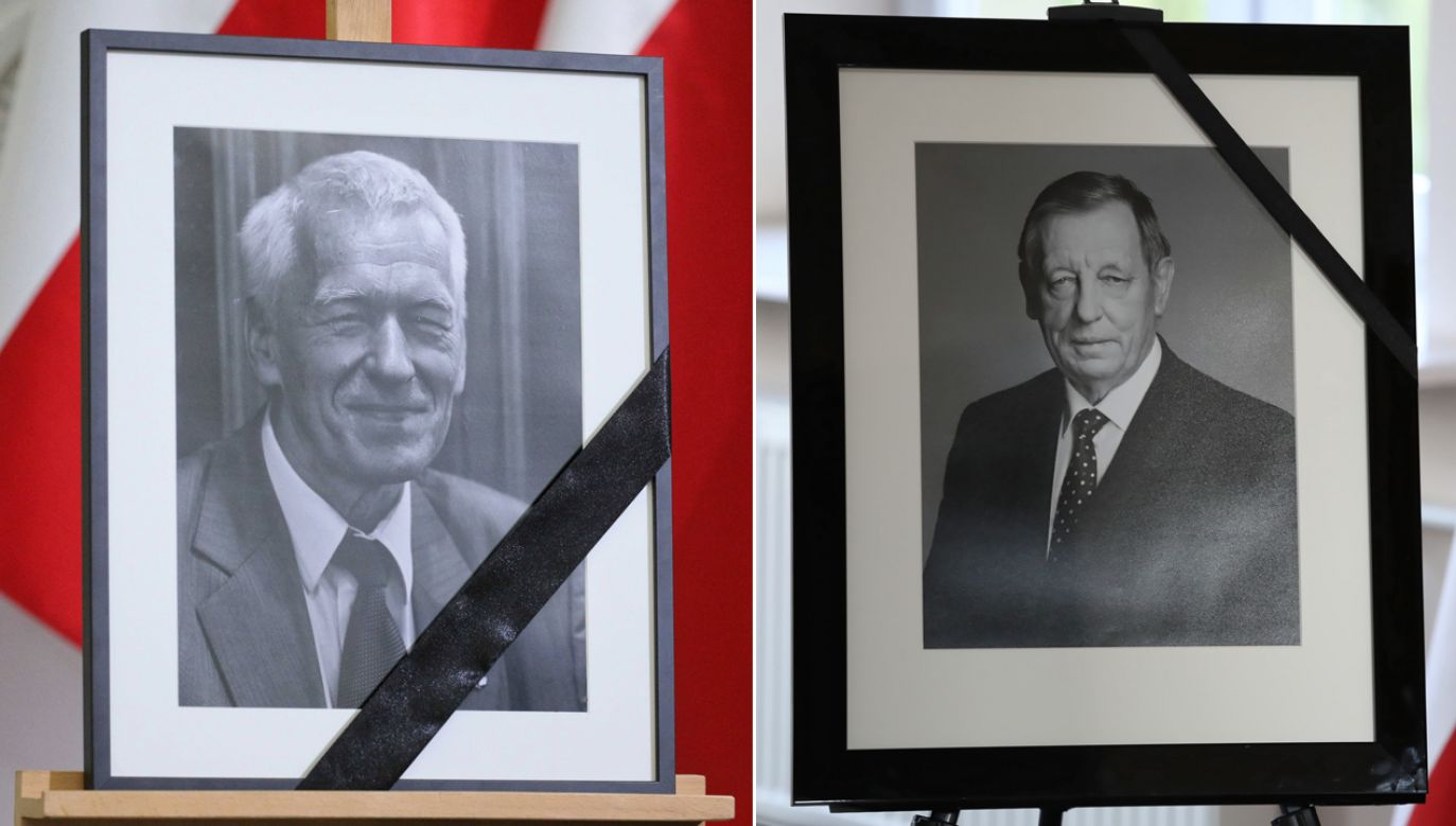 Posłowie uczcili minutą ciszy zmarłych posłów Kornela Morawiecki i Jana Szyszkę (fot. arch. PAP/Paweł Supernak/Tomasz Gzell)