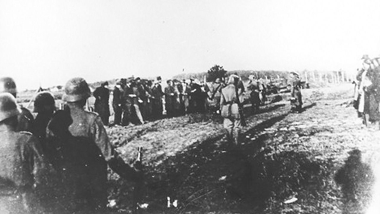 Według szacunków w Kragujevacu zabito ok. 2,8 tys. osób (fot. Wikipedia / domena publiczna)