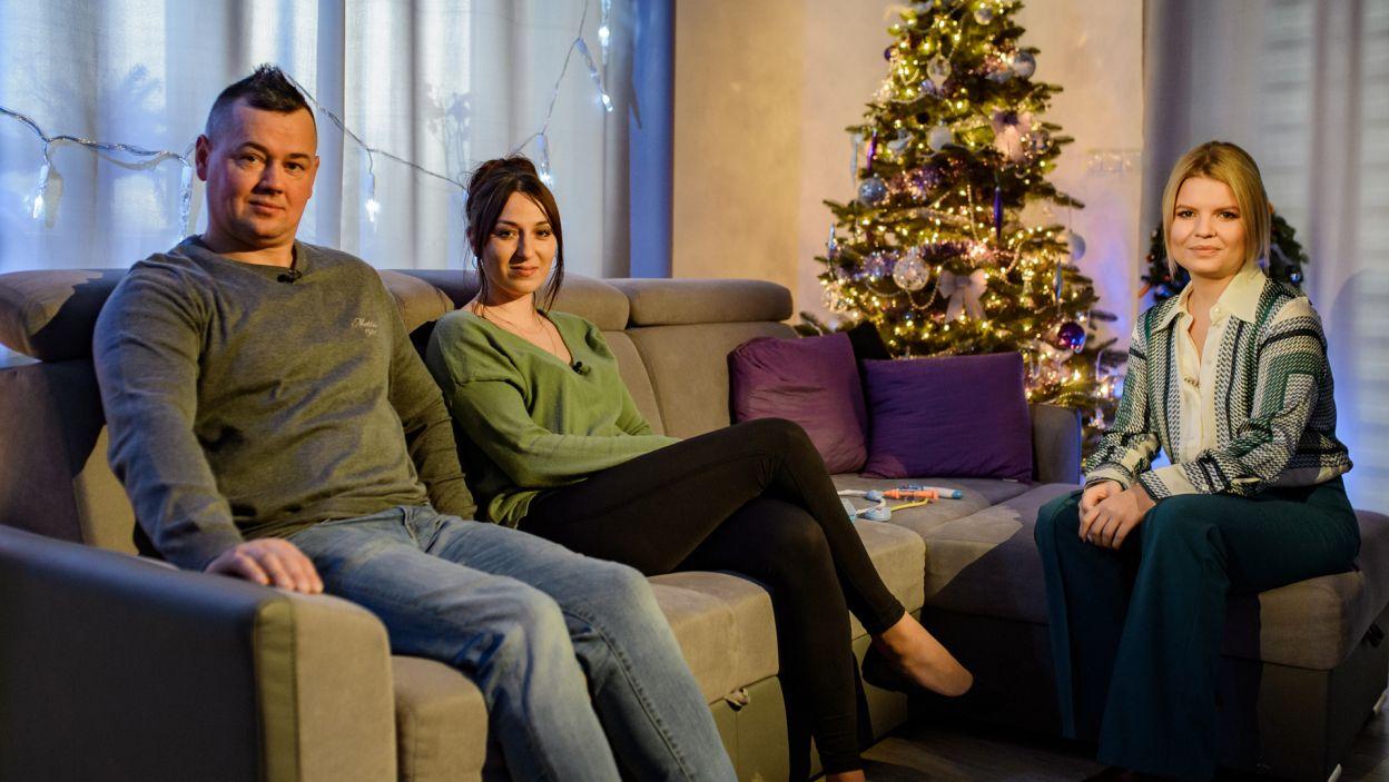 Kasia przyznała, że marzyła o wspólnym, rodzinnym życiu (fot. TVP)
