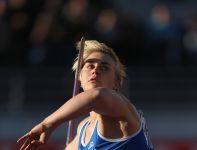 Sanni Utriainen w konkursie rzutu oszczepem (fot. Getty Images)
