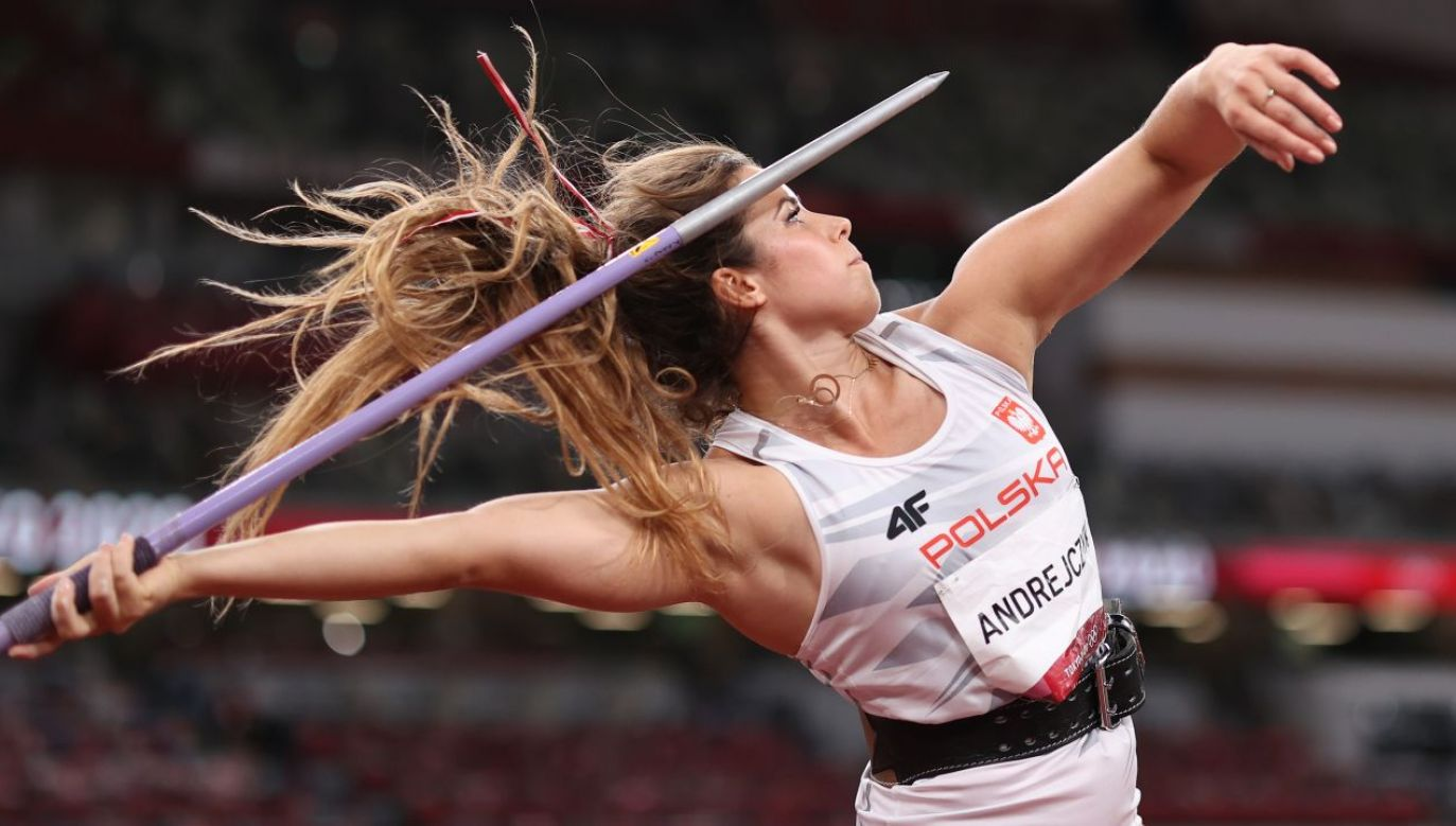 Maria Andrejczyk (fot. Getty)