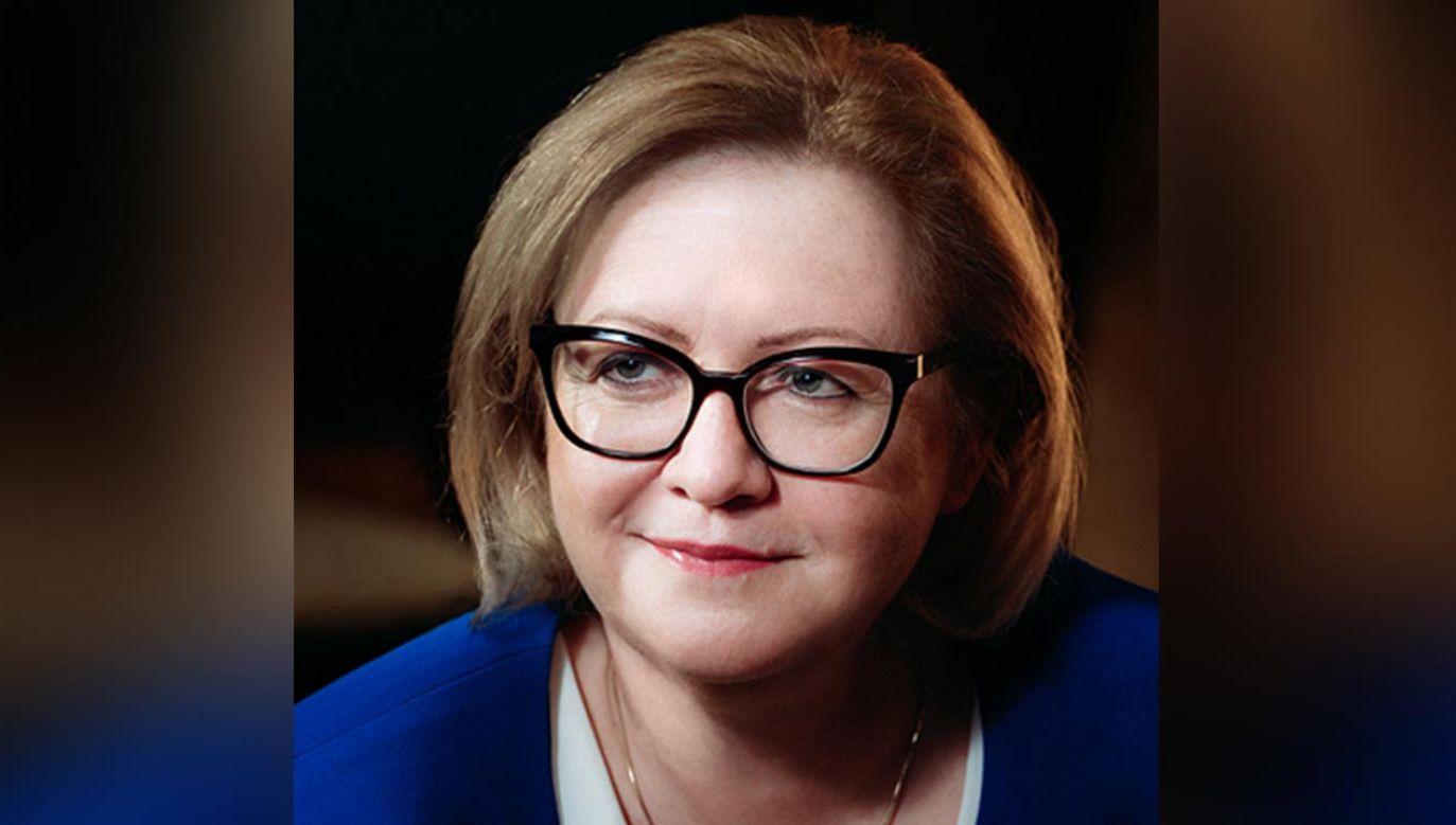 Małgorzata Manowska (fot. Sąd Najwyższy)