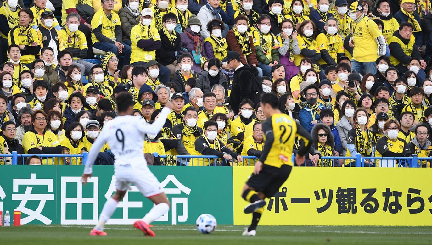 Azjaci odwołują coraz więcej imprez sportowych z powodu koronawirusa (fot. Masashi Hara/Getty Images)