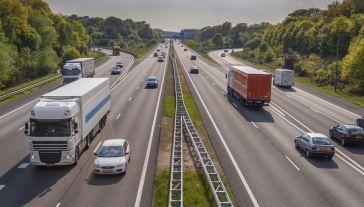 Pakiet zakłada m.in. objęcie przewoźników drogowych przepisami o delegowaniu pracowników i reguluje kwestię czasu odpoczynku kierowców (fot. Shutterstock/Rudmer Zwerver)