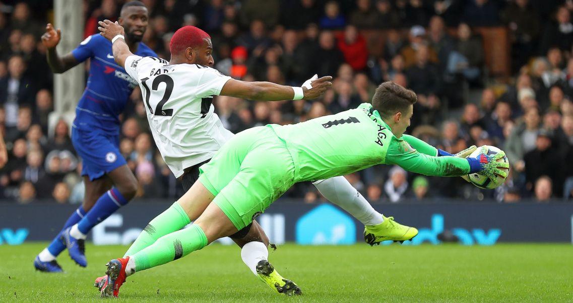7bb573a4a Fulham – Chelsea 1:2. Odkupienie Kepy Arrizabalagi (sport.tvp.pl)