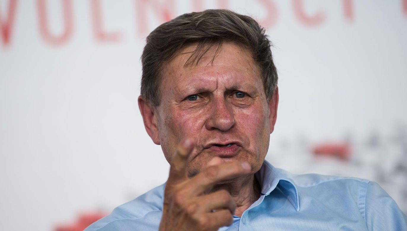 Leszek Balcerowicz, były wicepremier i trzykrotny minister finansów (fot. Forum/Zuma PRess/Omar Marques)