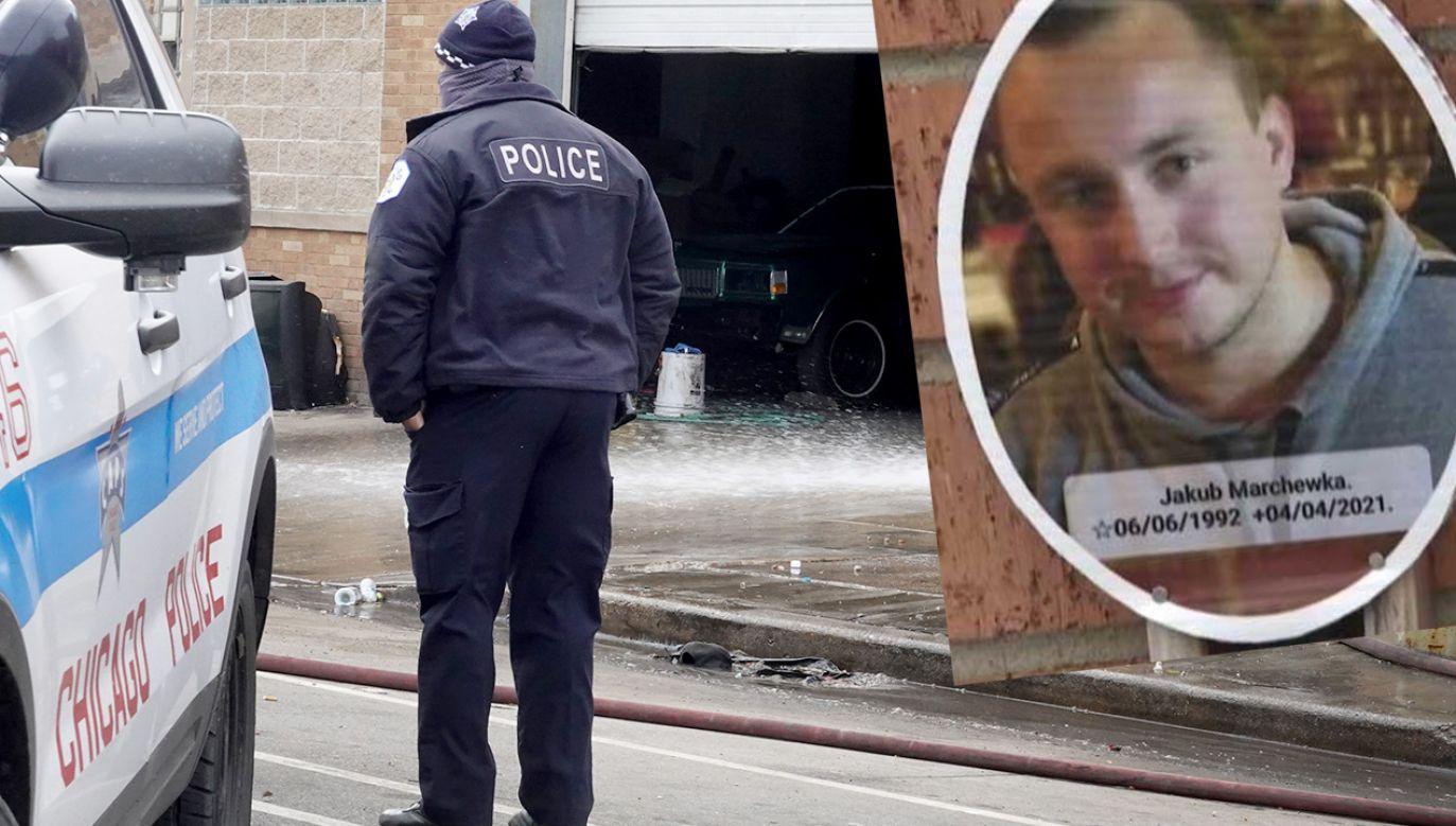 Jakub Marchewka zmarł w wieku 28 lat (fot. Scott Olson/Getty Images)