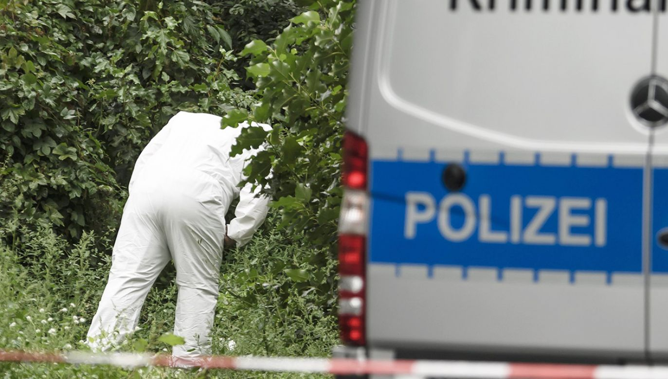 Na prośbę strony niemieckiej ABW odtworzyła pobyt zamachowca w Warszawie (fot. arch.PAP/EPA/CLEMENS BILAN)