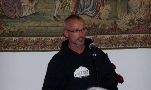 Szymon Modrzejewski - przewodniczący stowarzyszenia Magurycz. Fot. Wikimedia/Birczanin – praca własna, CC BY-SA 3.0