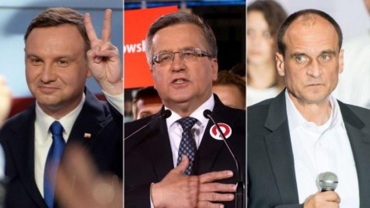 Wieczór wyborczy już za nami (fot. PAP)