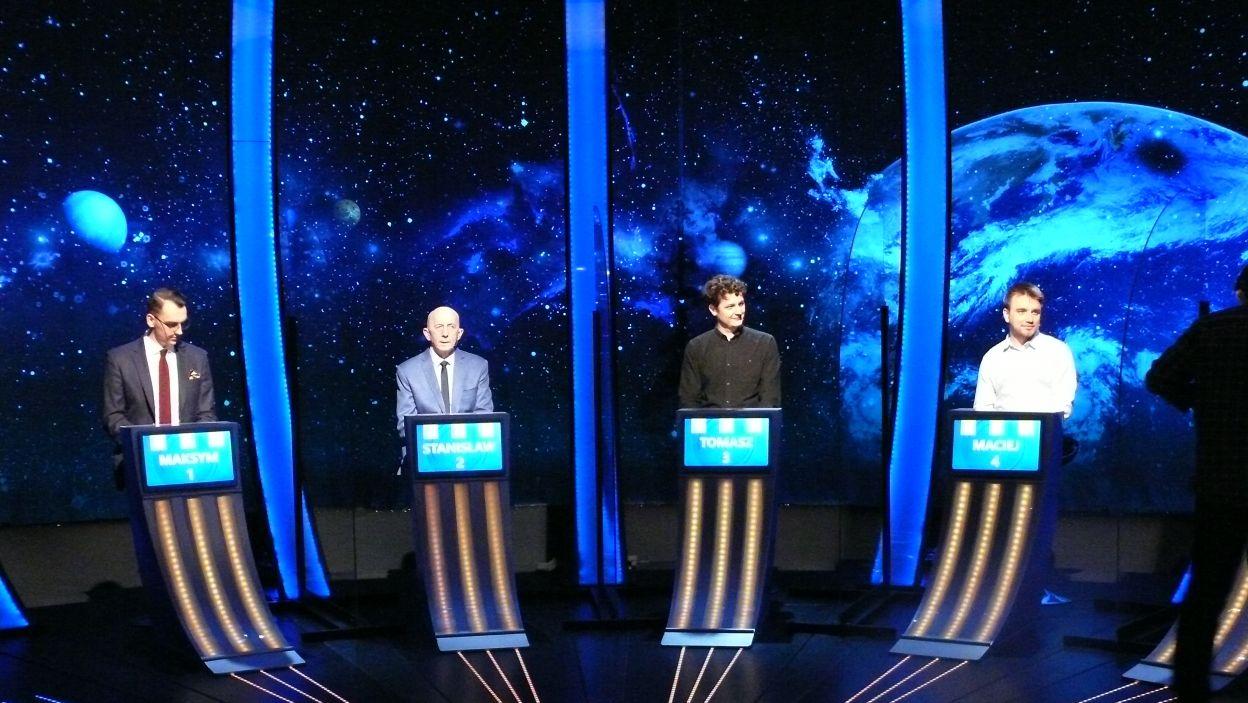 """""""Czwórka"""" na start! Uczestnicy kolejnego z odcinków pojawili się w studiu"""