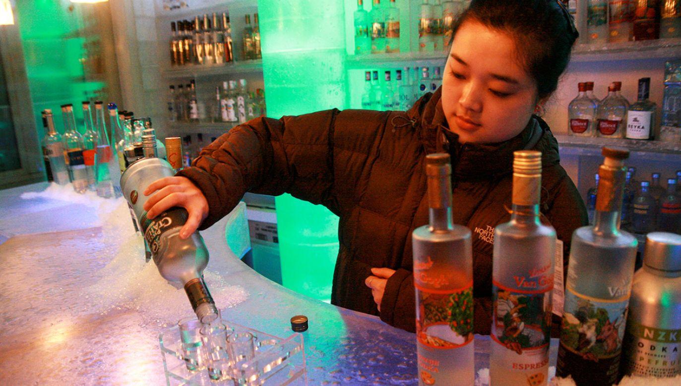 Poza polską wódką chronione będą też wódki z Litwy, Szwecji i Finlandii (fot. gettyimages/ Thomas Spender)