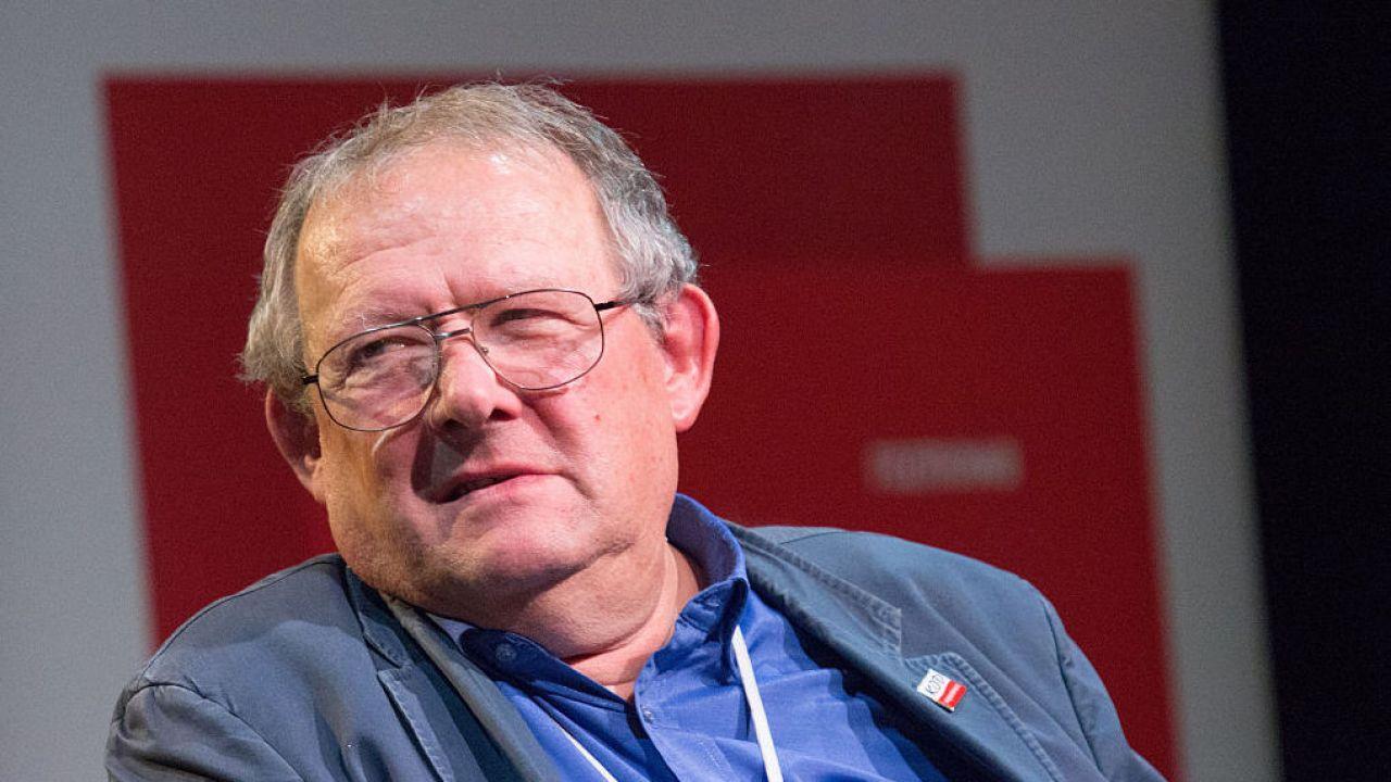 """Adam Michnik, redaktor naczelny """"Gazety Wyborczej"""" (fot. Michal Fludra/ Getty Images)"""