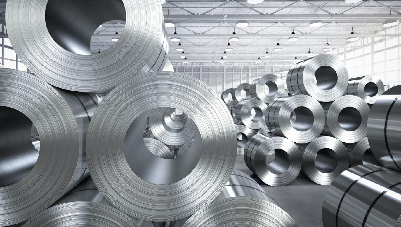 Całkowita wartość eksportu aluminium do UE w okresie obowiązywania CETA skoczyła aż o 252 proc.  (fot. Shutterstock)